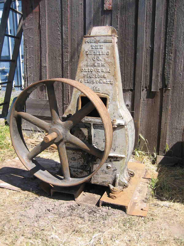 Deming Company Vineyard Water Pump